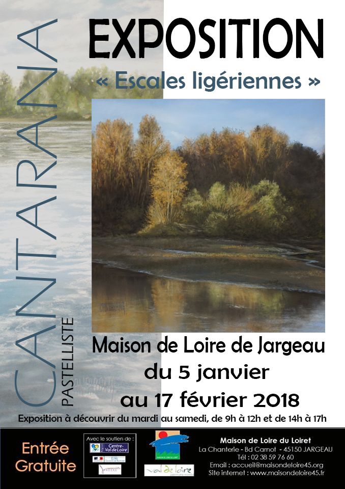 Affiche expo MDL janvier 2018